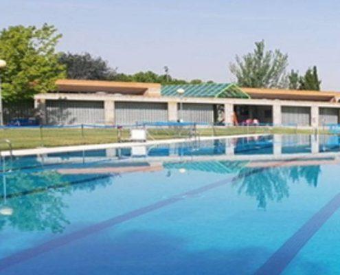 App per control accessos a piscines